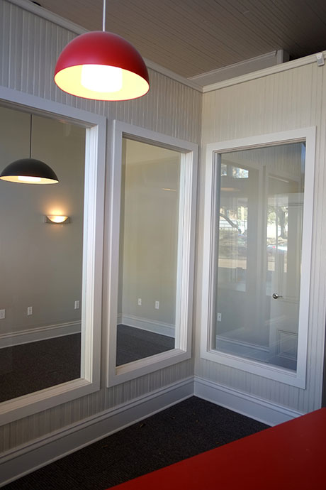 Office 127 Interior, Woodville Office Rental | Woodville Lofts & Studios, Mississippi, MS