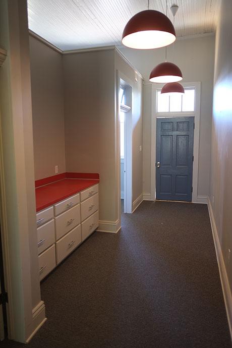 Office 127 Entrance, Woodville Office Rental | Woodville Lofts & Studios, Mississippi, MS