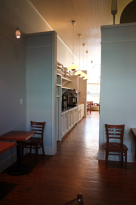 Town Square Café Interior, Woodville Restaurant or Coffee Shop Rental | Mississippi, MS