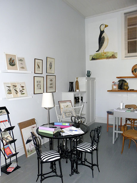 Studio 137 Interior | Vintage Prints and Custom Art | Mississippi, MS
