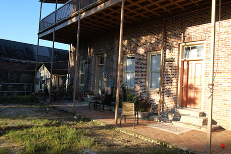 Live-work 143 Exterior, Woodville Live-work Rental | Woodville Lofts & Studios, Mississippi, MS