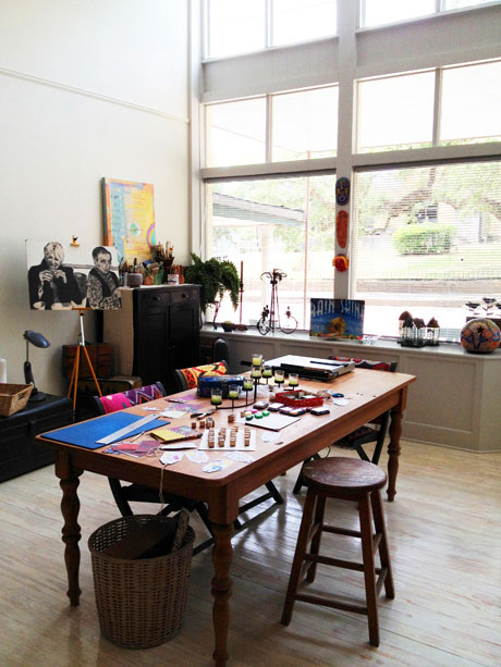 Live-work 145 Interior, Woodville Live-work Rental | Woodville Lofts & Studios, Mississippi, MS
