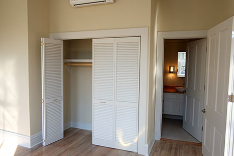 Apartment A Bathroom, Woodville Apartment Rental | Woodville Lofts & Studios, Mississippi, MS