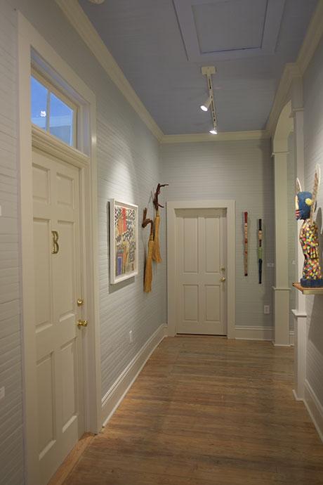 Apartment B Entrance, Woodville Apartment Rental | Woodville Lofts & Studios, Mississippi, MS