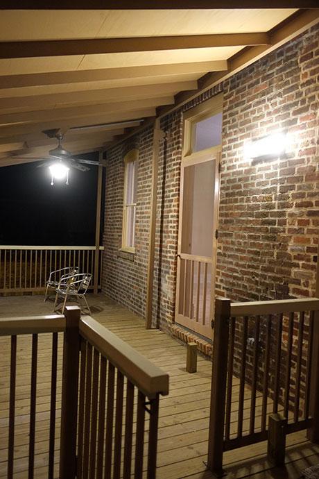 Apartment E Exterior, Woodville Apartment Rental | Woodville Lofts & Studios, Mississippi, MS
